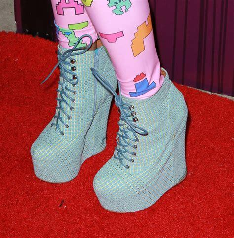 more pics of nicki minaj ankle boots 8 of 31 nicki