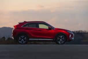 Mitsubishi Elclipse 2018 Mitsubishi Eclipse Cross Side Profile Motor Trend