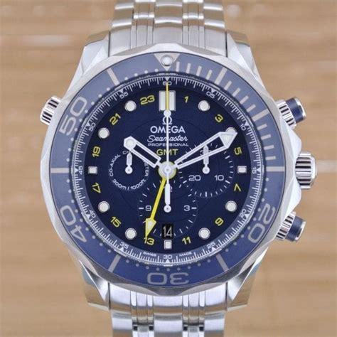 Omega Seamaster Professional Gmt omega seamaster gmt chronograph unworn from 2015
