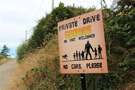 goonies house address top 12 destinations for geeky family road trips