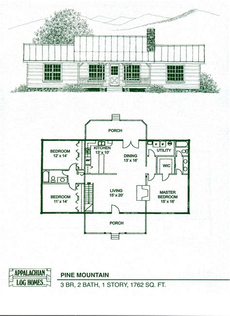 log home kit floor plans log home floor plans log cabin kits appalachian log homes