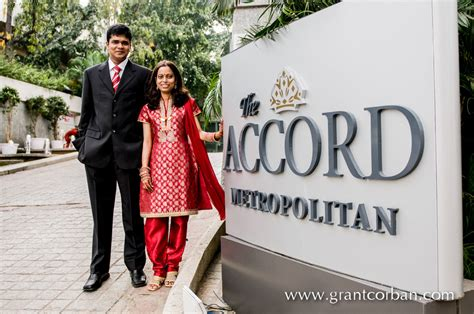 sugi  vijis wedding   accord metropolitan hotel