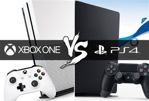 ps4 console vs xbox one ps4 vs xbox one does this prove gamers are better