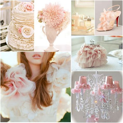 wedding colour inspiration rhapsody in pink