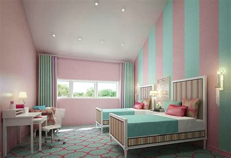 Pink And Turquoise Bedroom by 20 Fashionable Turquoise Bedroom Ideas Home Design Lover