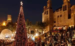 How To Decorate Christmas Tree At Home festive christmas markets in dubai dubaimoms