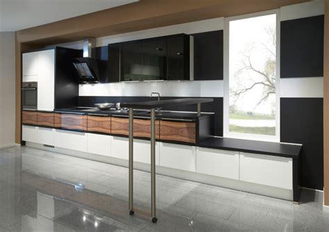 Walnut High Gloss Kitchen by White Kitchens Kitchens Kitchen Solutions Kent