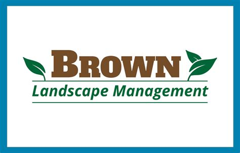 landscape management brown landscape management right eye graphics