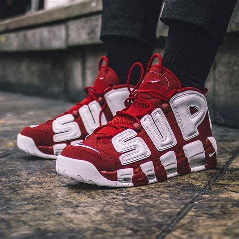 Harga Nike X Supreme Uptempo supreme x nike air more uptempo quot suptempo quot from