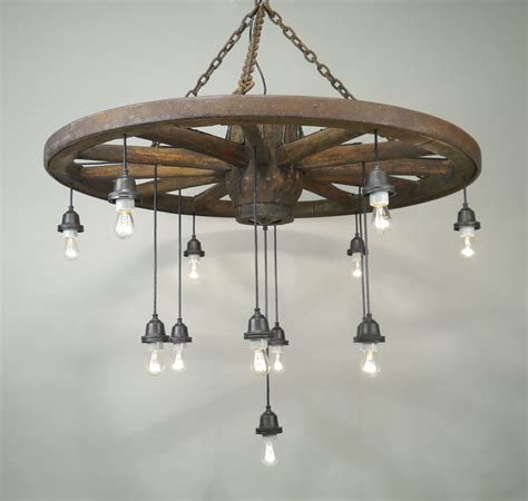 wagon wheel ceiling fan light wagon wheel ceiling light copper wagon wheel