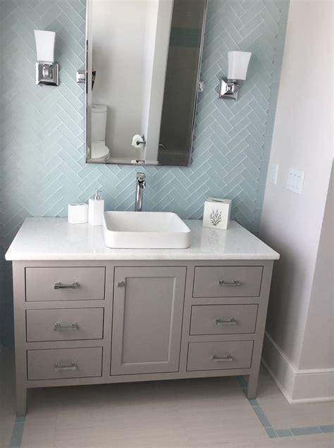 Hooker Bathroom Vanity New Beach House With Coastal Interiors Home Bunch
