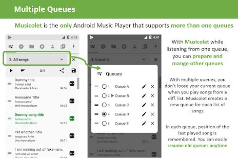 musicolet music player offline, free, no ads v2.1 full apk