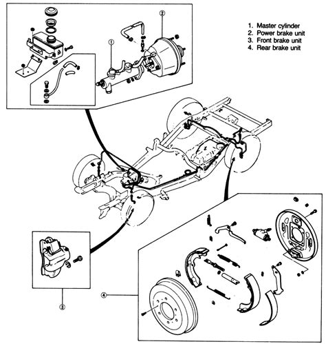 toyota line of 86 toyota brake line diagram wiring library