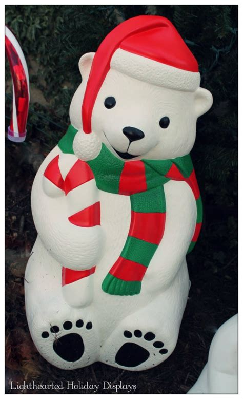 polk brothers santa claus or snowman for sale 95 best blowmolds images on