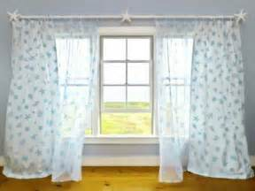 Living Room Valances Ideas Door Amp Windows Beach Themed Window Curtains Beachy