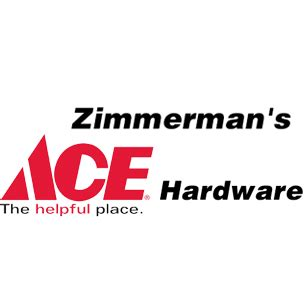 ace hardware zimmerman zimmerman s ace hardware in burtonsville md 301 421 1
