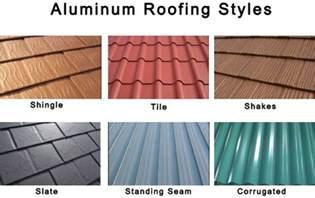 aluminum roof aluminum roof