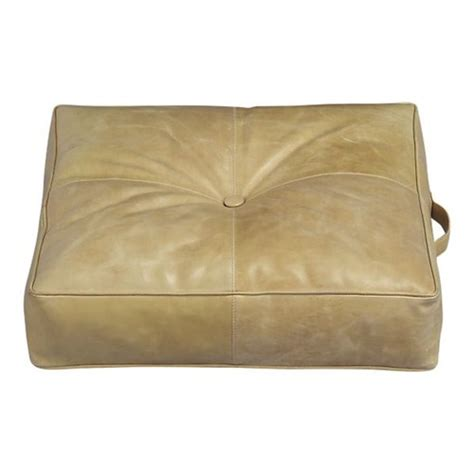 leather floor pillow finding the floor cushion and a much needed