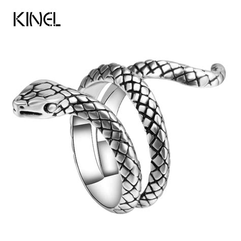 popular snake ring buy cheap snake ring lots from china