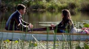 like a boat out of the blue the bachelor sam wood and snezana markoski didn t watch