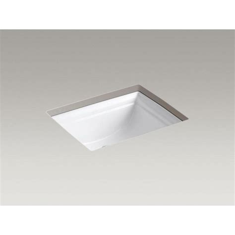 kohler k 2339 0 memoirs undercounter bathroom sink white 1000 ideas about undermount bathroom sink on