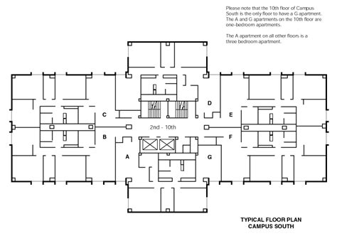 ohio university floor plans ohio university housing floor plans house design plans