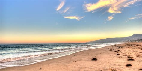 sunset malibu beach california usa faces and places and things deva s favorite few affordable los angeles experiences