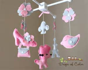 baby crib mobile baby mobile nursery decor