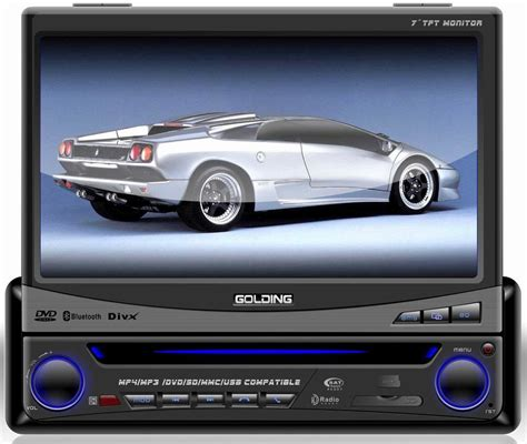 Dvd Auto by Autoradio Auto Car Cd Dvd Gps Usb Mp3 Player With
