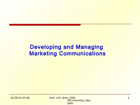 Mba In Sales And Marketing In Delhi by Mm 15 10 120227144054 Phpapp02