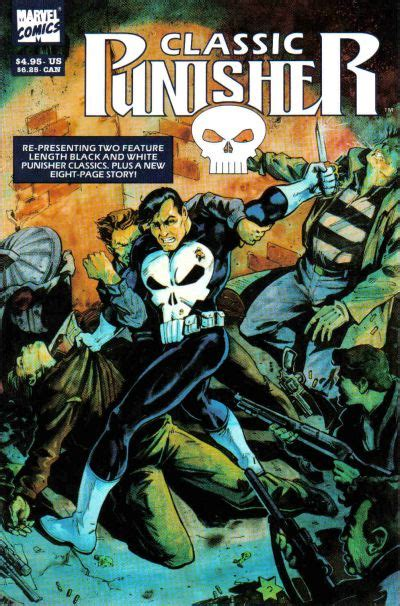libro the punisher volume 1 classic punisher vol 1 marvel database fandom powered by wikia