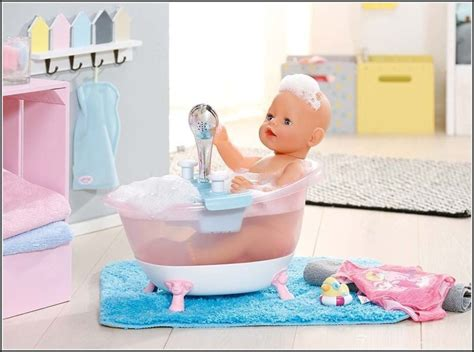 Badewanne Baby Born by Baby Born Badewanne Interaktiv Badewanne House Und