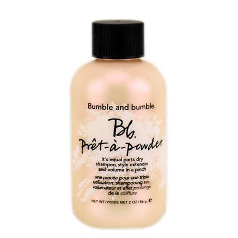 Bumble And Bumble Hair Powder by Bumble And Bumble Pret A Powder Equal Parts Shoo