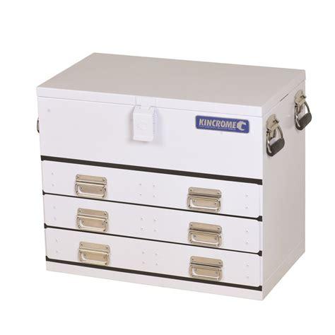 Truck Box Storage Drawers by Truck Box 3 Drawer White Vehicle Storage 46 Kincrome