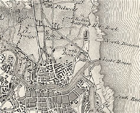 history of monkwearmouth shore, in sunderland and county