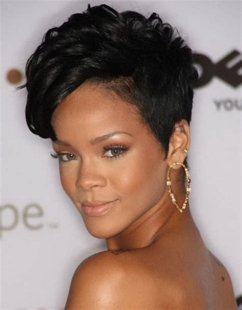black short hair styles of la short black hairstyles for women over 50