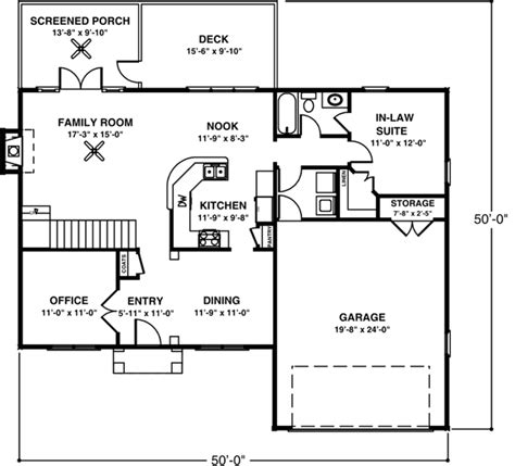house plans with a in suite home plans at