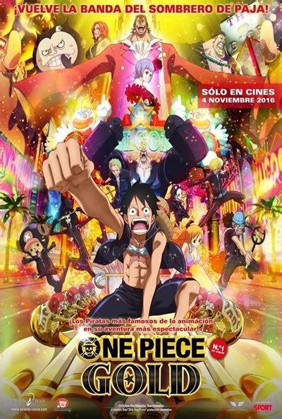 film one piece gt one piece film gold 2016