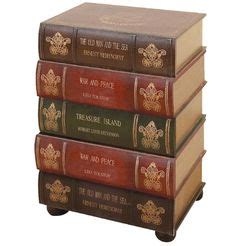 stacked book accent table stacked books on book cabinet end tables and