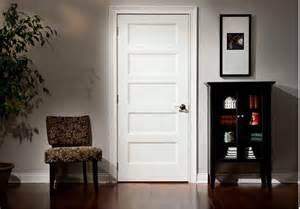 5 Panel Shaker Interior Door Five Panel Interior Doors 5 Panel Wood Doors Shaker