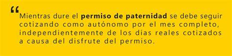 permiso por paternidad 2016 mexico cuantos dias es el permiso por paternidad 2016 191 c 243