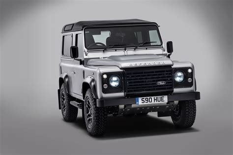 land rover defender celebrates 70th anniversary with