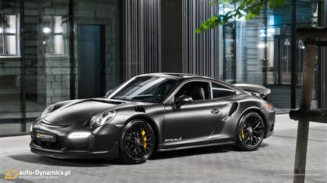 Porsche S Turbo by Dark Knight 911 Turbo S Brings Out The Best