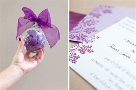 wedding invitation into ornament home renovation ideas diy wedding invitation ornament