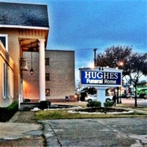 hughes funeral homes yelp