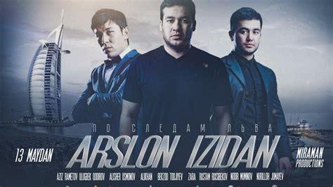 uzbek kino 2012 yangi new film arslon izidan yangi uzbek kino 2017 youtube