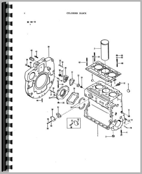 massey ferguson 245 parts diagram automotive parts