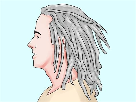 how to any how to dreadlock any hair type without products 9 steps