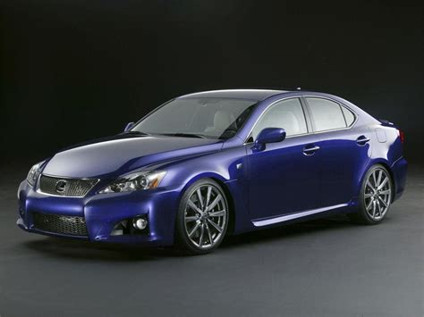 isf lexus lexus is f