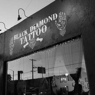 diamond tattoo shop black diamond tattoo la tattoo shop in venice ca
